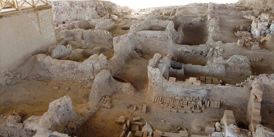 Denizli'de 4 bin yıllık tekstil atölyesi bulundu