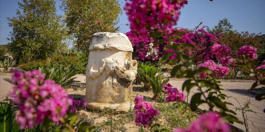 Tarihin doğayla bütünleştiği antik kent: Patara