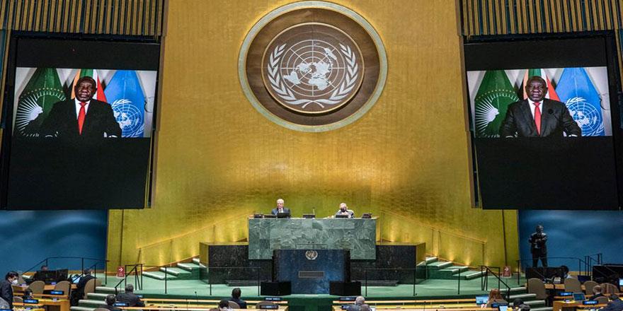 Afrika Birliğinden dünyaya 'faizleri askıya alın' çağrısı