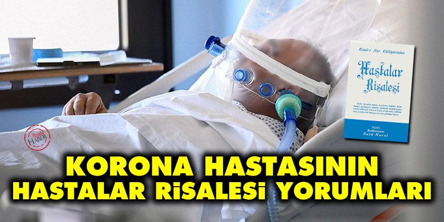 Korona hastasının Hastalar Risalesi yorumları