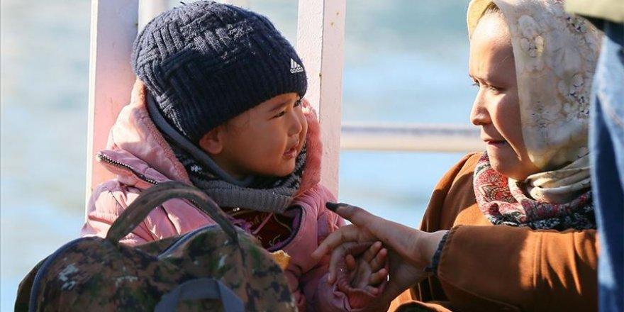 Ege adalarındaki sığınmacılar 'kabul edilemez' şartlarda yaşıyor