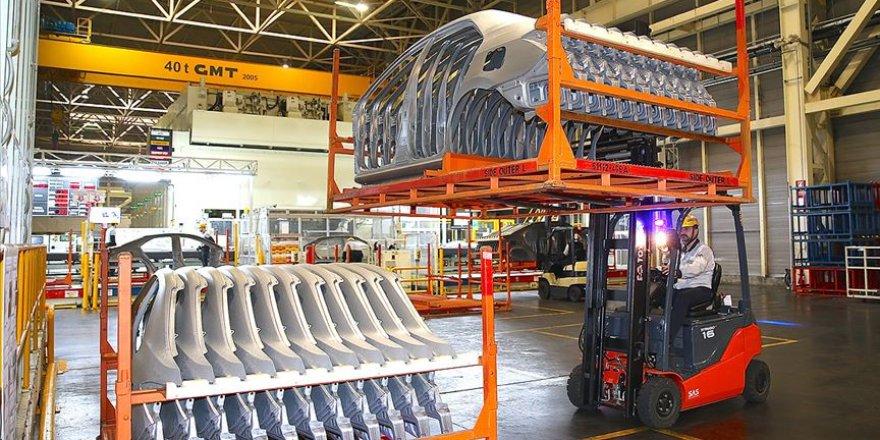 Yılın 8 ayında 'Made in Sakarya' damgalı 109 bin 242 araç ihraç edildi
