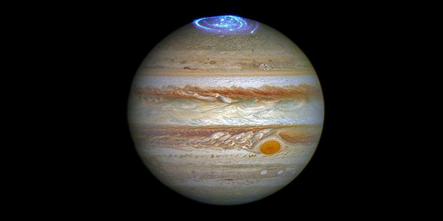 Jüpiter'in son fotoğrafı bilim dünyasını şaşırttı