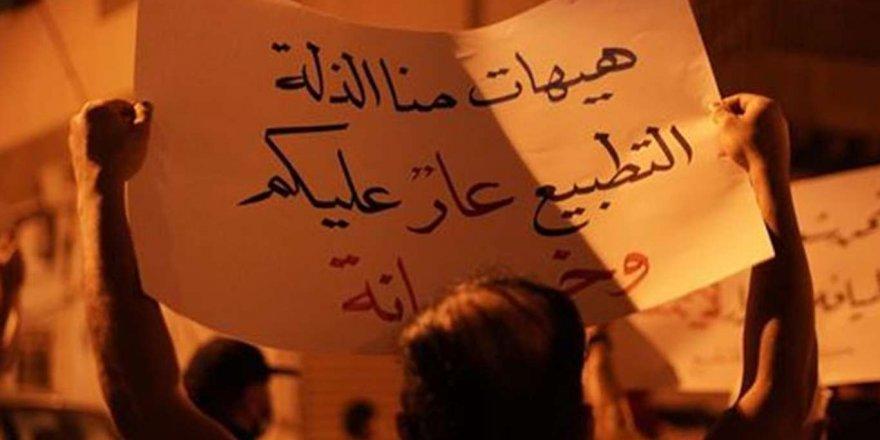Normalleşme anlaşması Batı Şeria'da  edildi