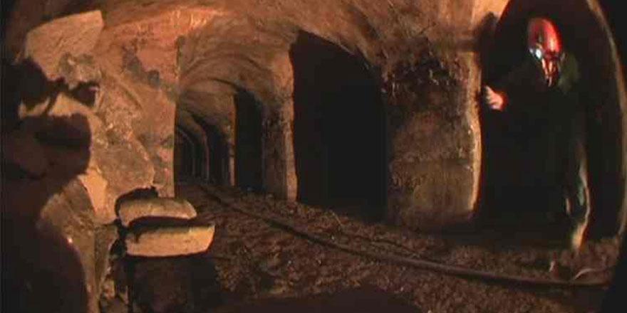 İşte Ayasofya Camii'nin altındaki gizemli tüneller