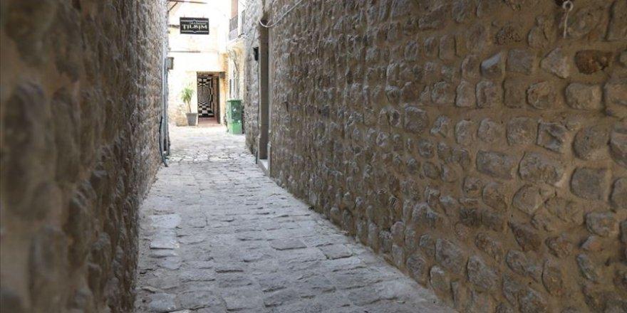 Tarihi Antakya yapıları ve sokakları restore ediliyor
