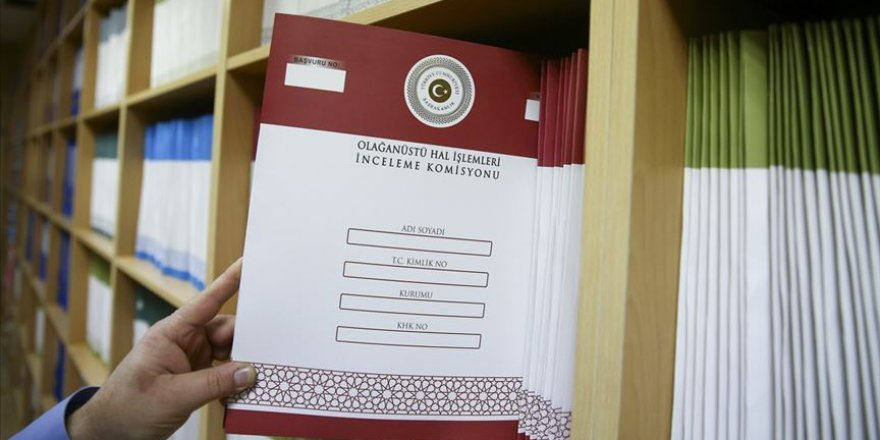 OHAL Komisyonunun karar sayısı 110 bini geçti
