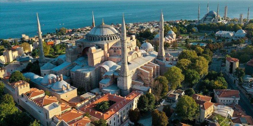 Ayasofya'nın açılışı İslam toplumlarında umutları yeşertti