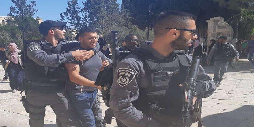 İki Mescid-i Aksa murabıtı siyonist işgal rejimi askerlerince esir alındı