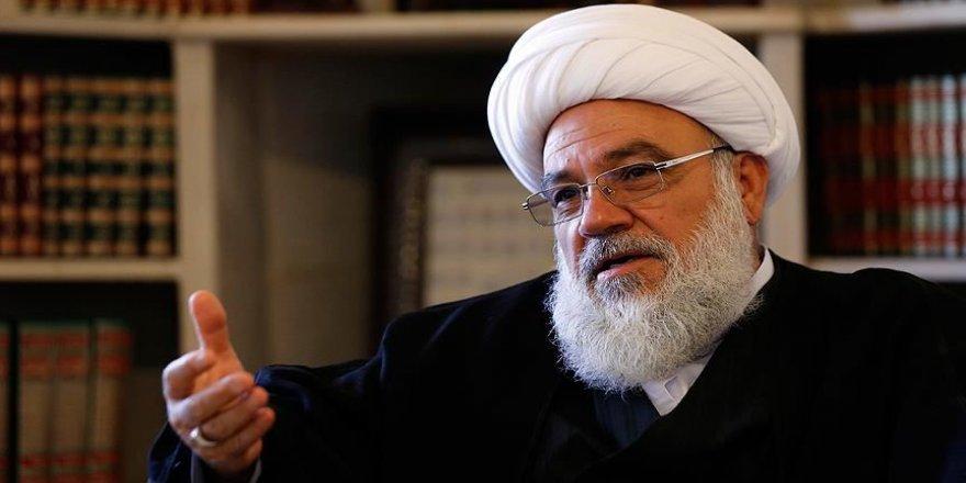 Lübnanlı Şii alim Tufeyli: İranlı en küçük diplomat Lübnanlı yetkililere talimat veriyor