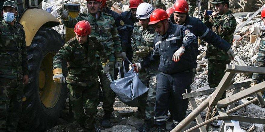 Ermenistan sivil yerleşim yerlerine saldırmaya devam ediyor