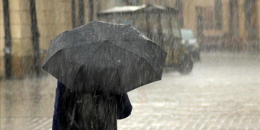 Serin ve yağışlı hava gönderiliyor