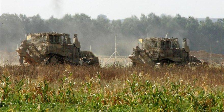 Siyonist işgal rejimi Filistinli çiftçilerin arazilerine gitmelerini engelliyor