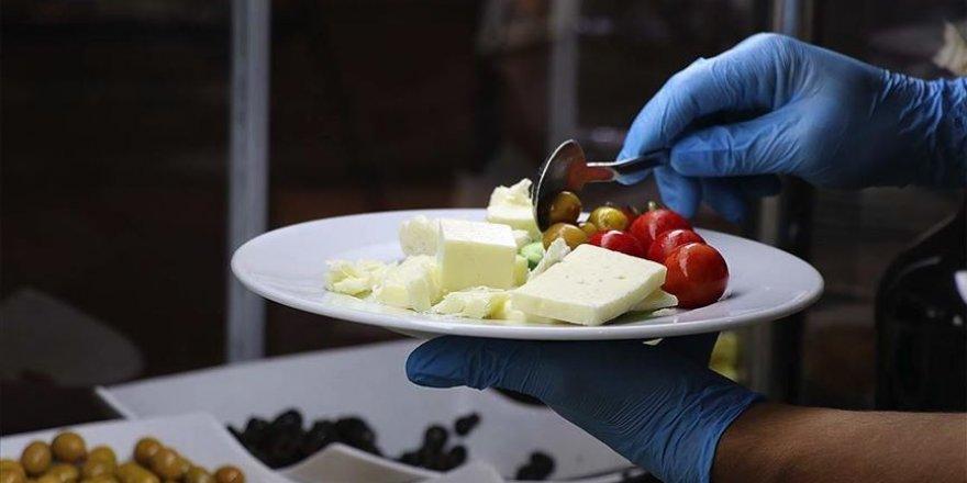 Kiloya dikkat: Kovid-19 gıda tüketim alışkanlıklarını değiştiriyor