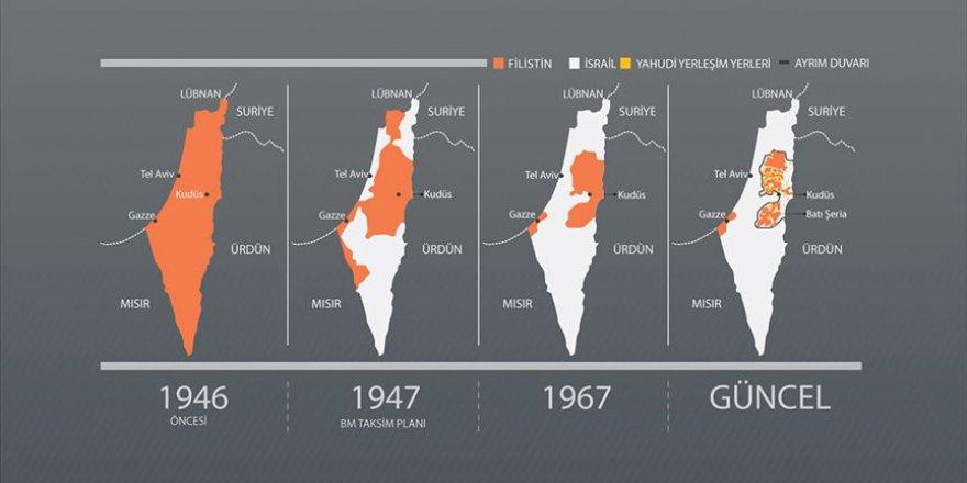 Uzmanlara göre İsrail, 1967 sınırlarına dönerse normalleşme mümkün olur