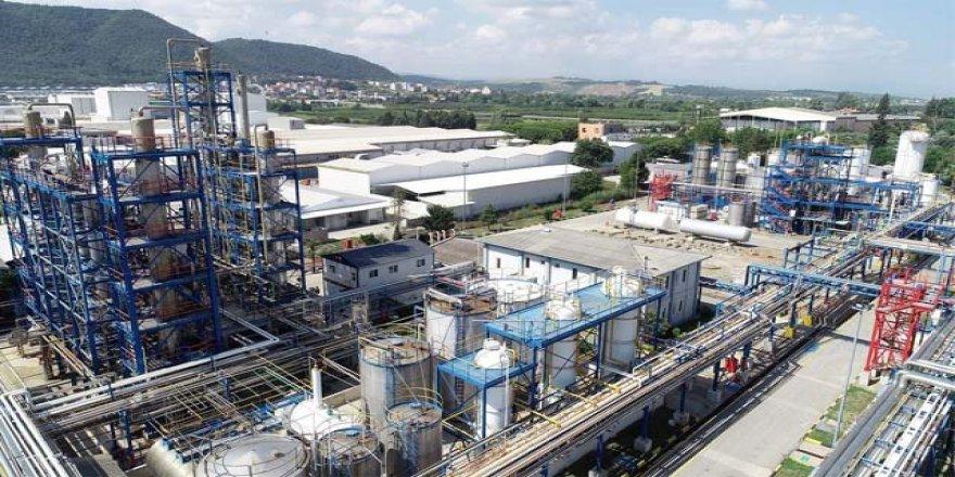 Kimya şirketi 'Kovid-19 Güvenli Üretim Belgesi' aldı