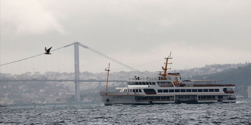 Marmara Bölgesi'nde parçalı ve az bulutlu hava bekleniyor