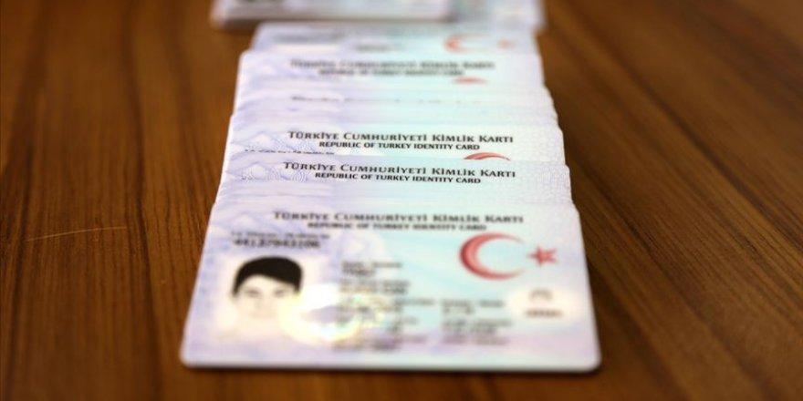 T.C. kimlik kartında yeni uygulama