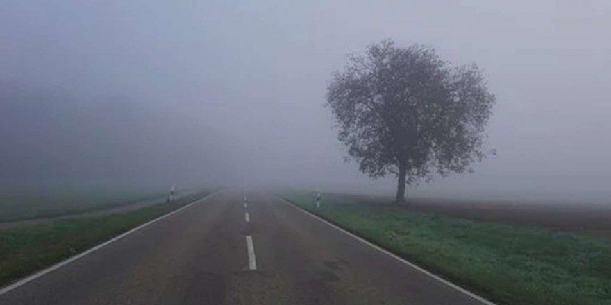 Meteoroloji'den 3 bölge için pus ve sis uyarısı