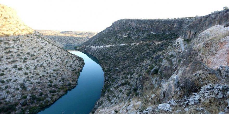 Gaziantep'teki Habeş Kanyonu, doğa yürüyüşünün merkezi oluyor