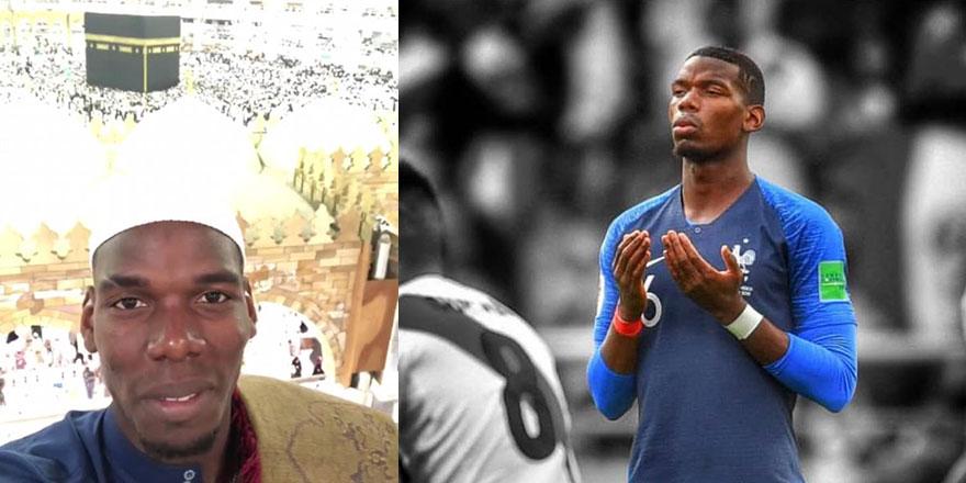 Macron'a kızan Müslüman futbolcu Pogba, Fransa milli takımını bıraktı