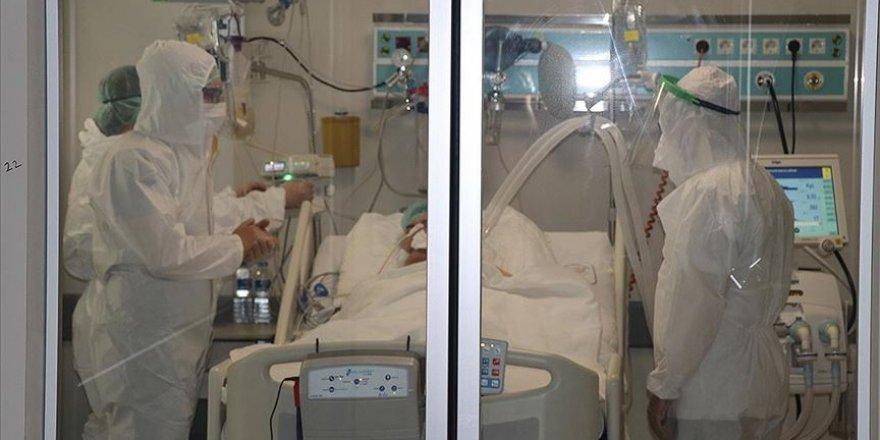 Türkiye'de son 24 saatte 2198 kişiye Kovid-19 tanısı konuldu