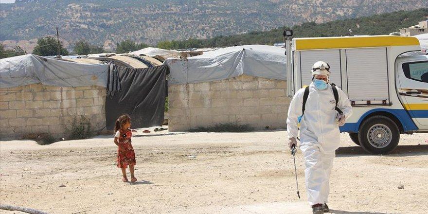 BM'den Kovid-19 ile mücadele için Suriye'ye 211 milyon dolar ek yardım talebi