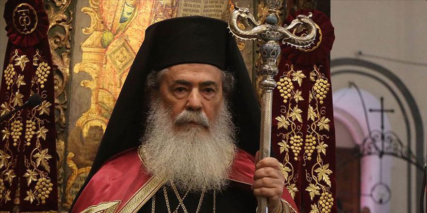 Kudüs Rum Ortodoks Kilisesi Patriği: İslam'a hakaret Hıristiyanlığa hakarettir