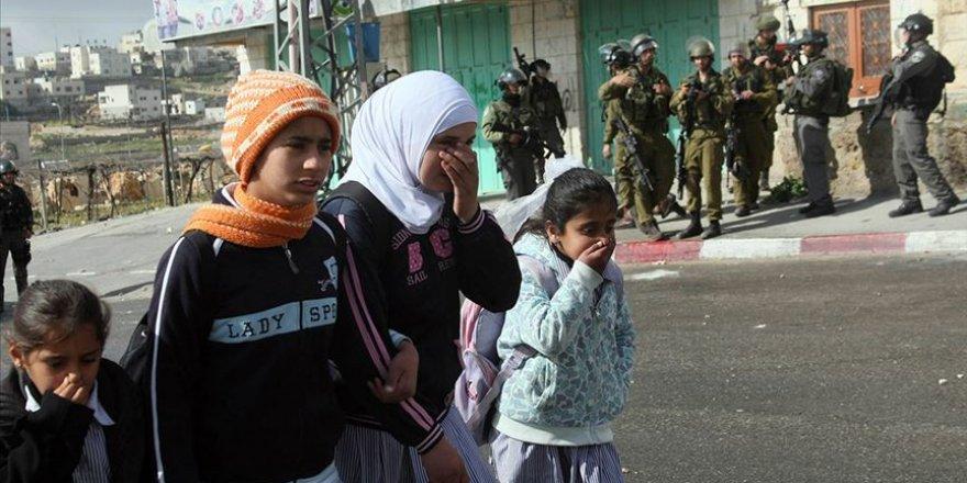 İşgalci İsrail mahkemesi 13 yaşındaki Filistinli çocuğa 3 yıl hapis cezası verdi