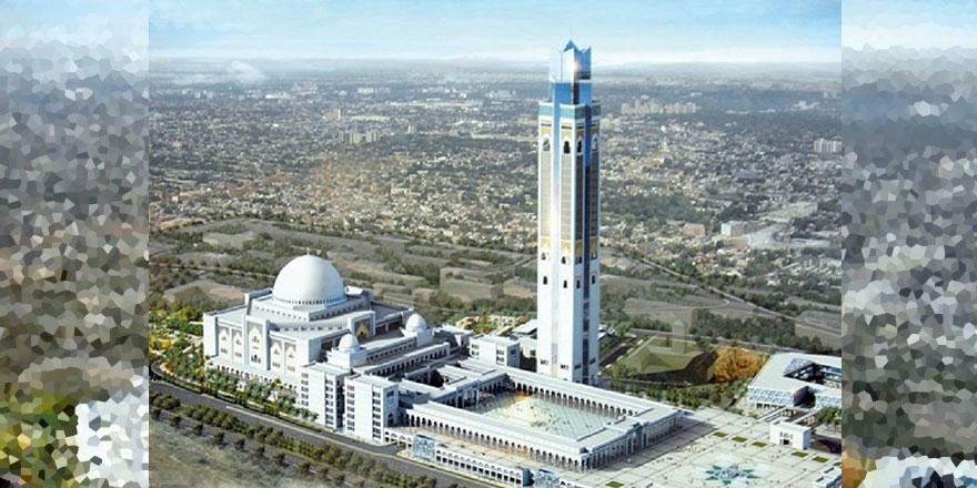Cezayir'de dünyanın üçüncü, Afrika'nın en büyük camisi açıldı