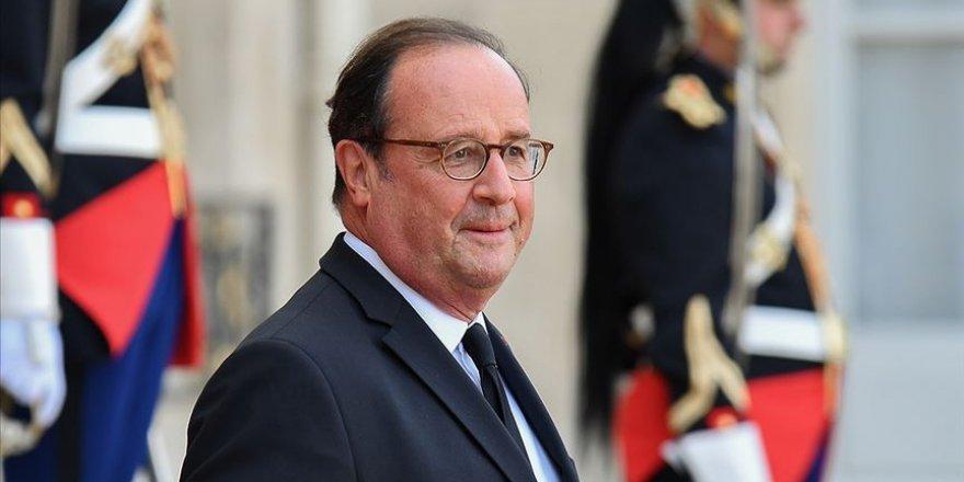 Fransa eski Cumhurbaşkanı Hollande: Dinler arası savaş amaçlanıyor