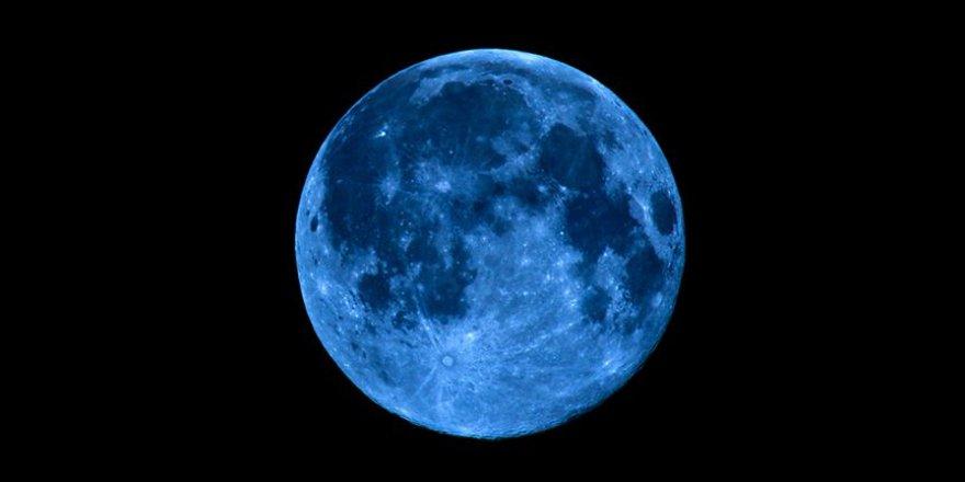 Mavi Dolunay, 76 yıl sonra dünyanın her yerinden görünecek