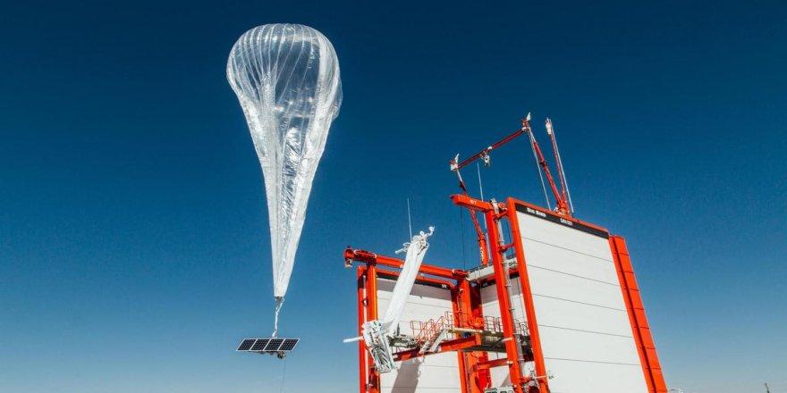 Google'ın internet balonu gökyüzüne veda ediyor