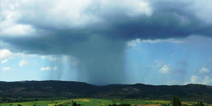 Kasım ayında yağışlarda büyük düşüş yaşandı