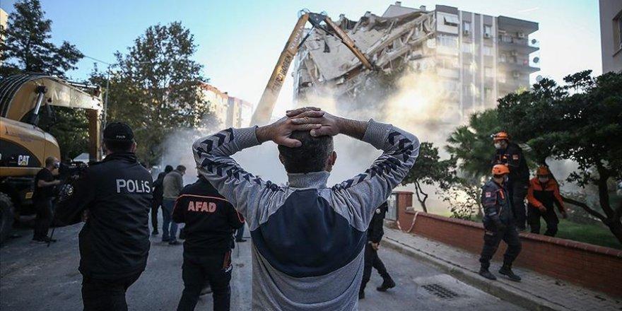 Normale dönmekte zorlanan depremzedelere 'uzmana başvurun' tavsiyesi