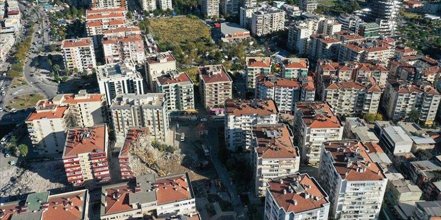 İzmir'deki depremin adından DASK'tan 55 milyon TL'lik ödeme