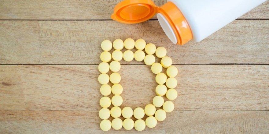 """""""D vitamini eksikliği diyabeti tetikleyebilir"""""""