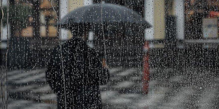 Meteorolojiden sağanak, beyaz rahmet ve fırtına uyarısı