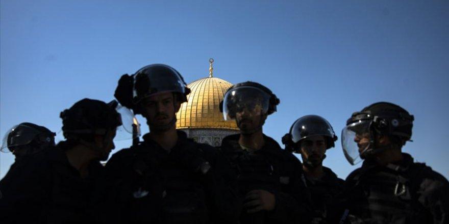 Mescid-i Aksa'ya yönelik baskınlar Arap ve Müslümanların duygularını provoke ediyor