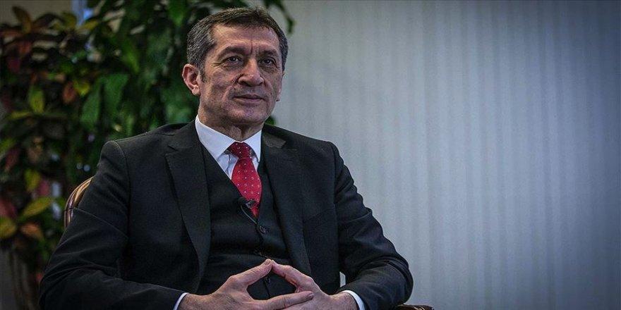 """Milli Eğitim Bakanı Selçuk'tan """"pandemi"""" sözcüğü uyarısı"""