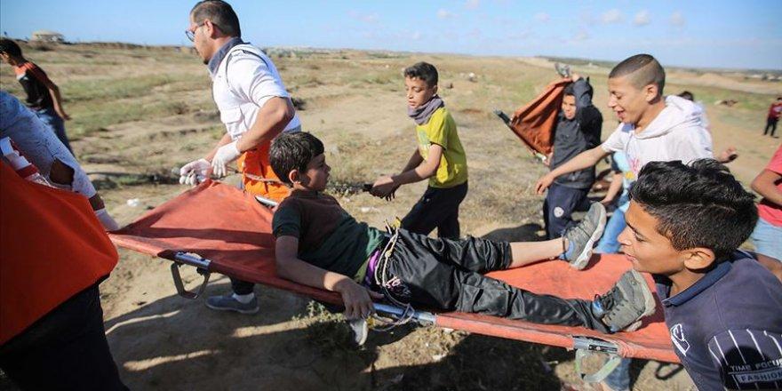 İşgalci İsrail, Filistinli çocukların haklarını her gün çiğniyor