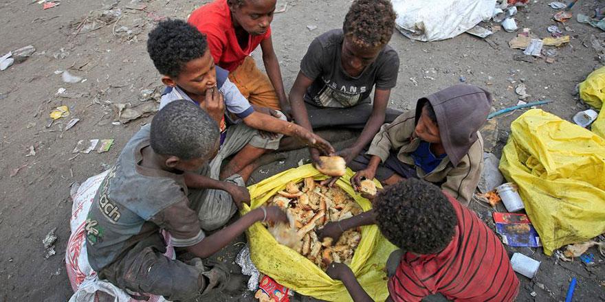 Yemen'de 12 milyondan fazla çocuk insani yardıma ihtiyaç duyuyor