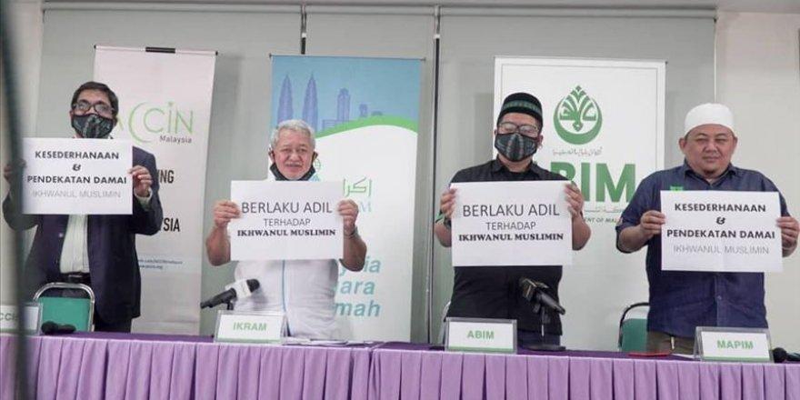 Malezyalı sivil toplum kuruluşları, Müslüman Kardeşler'in terör örgütü kabul edilmesini kınadı