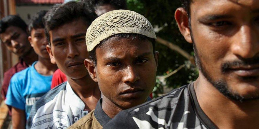 Myanmar'a 'Arakan'daki suistimalleri protesto eden cezaevindeki öğrencilerin serbest bırakılması' çağrısı