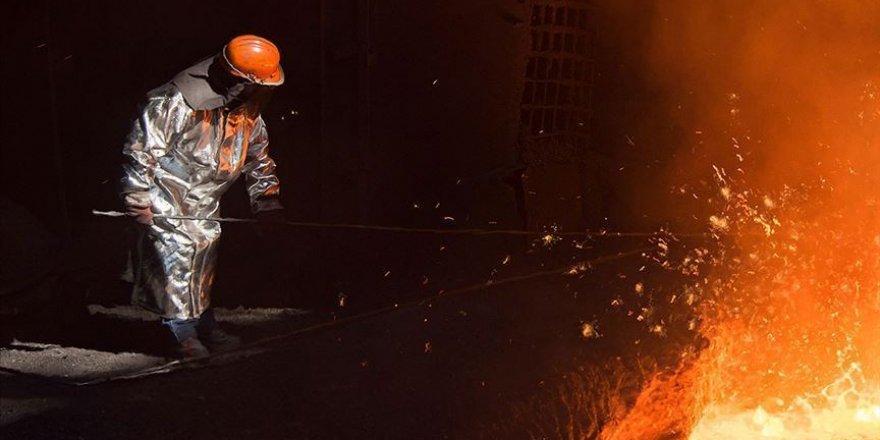 Küresel ham çelik üretimi ekimde arttı