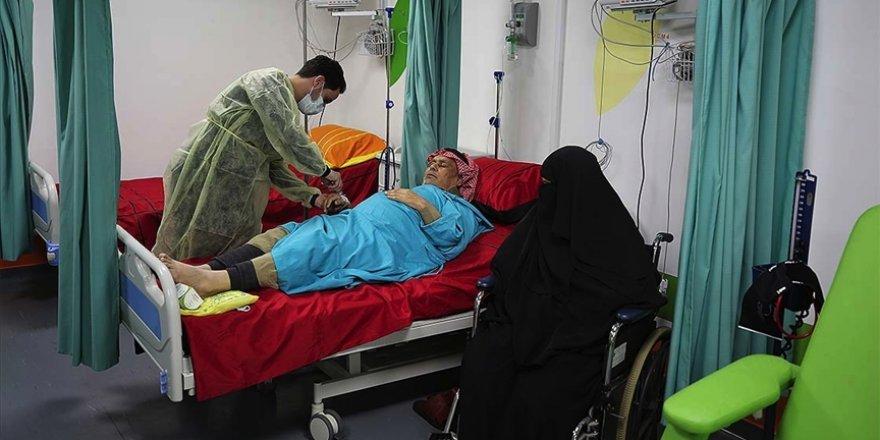 Gazze'de Kovid-19 nedeniyle insani felaket yaşanabilir