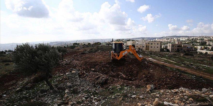 İngiltere İsrail'den yasa dışı yerleşim birimlerine yeni konutlar inşa etmeyi durdurmasını istedi