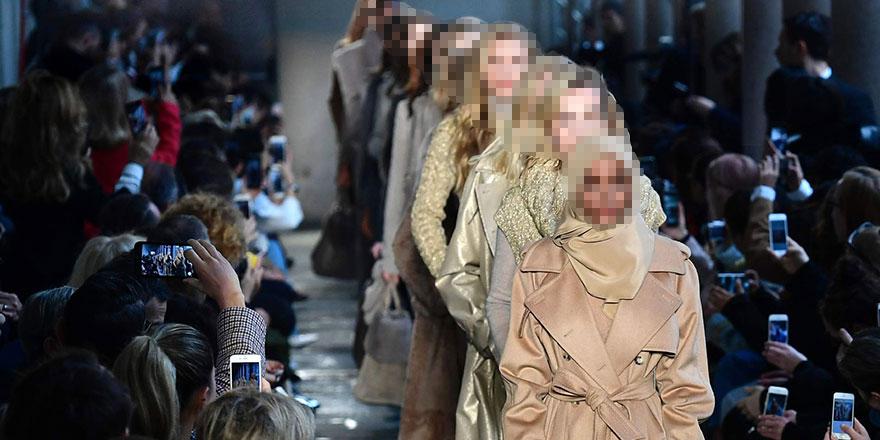 'Tesettürü moda gösterilerinde kullanmaktan pişmanım' dedi mesleği bıraktı