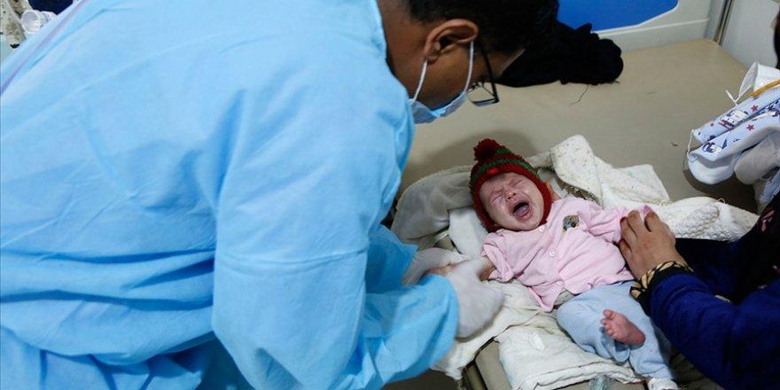 Yemen'de yılın ilk 10 ayında yaklaşık 204 bin şüpheli kolera vakası görüldü