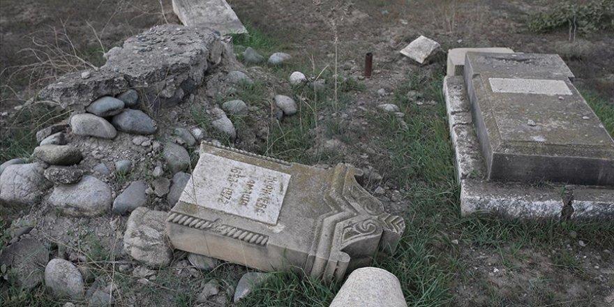 Uluslararası Türk Kültür ve Miras Vakfından, Azerbaycan şehirlerini tahrip eden Ermenistan'a tepki